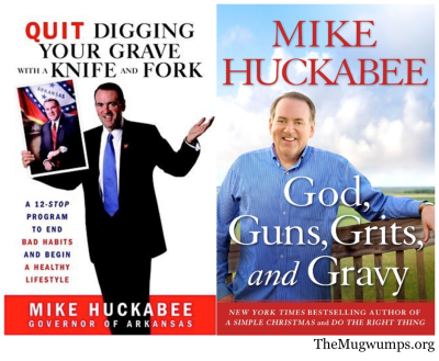 The Books of Mike Huckabee