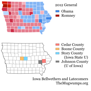 Iowa Counties